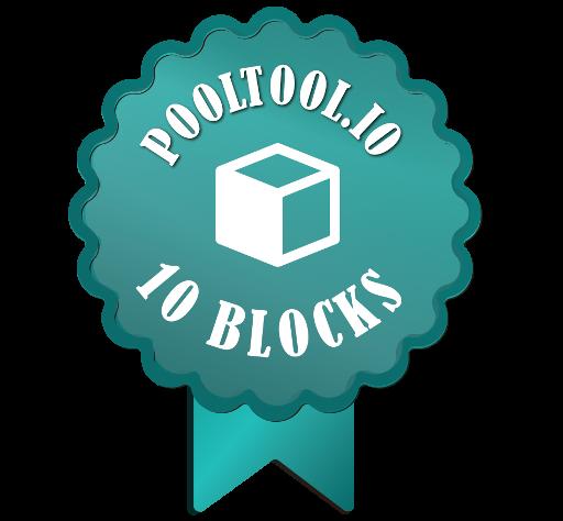 Premier bloc mainnet